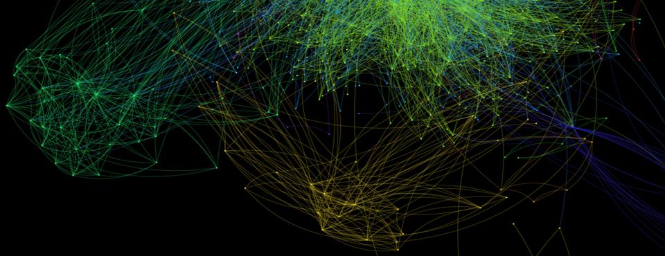 gkg network visualizer  gdelt analysis service